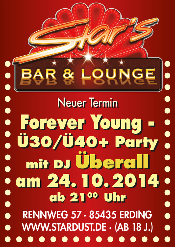 klein 24.10.2014 Forever Young